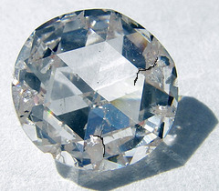 A Flawed Diamond