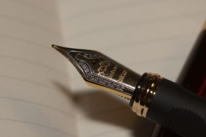 Fountain pen nib