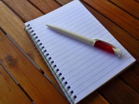 Writing pad