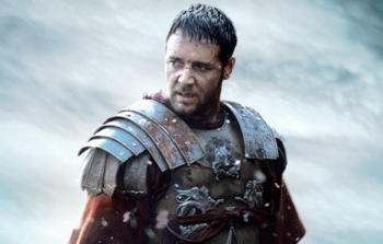 Plot and character in Gladiator