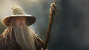 Archetypes - Gandalf in Lord of the Rings