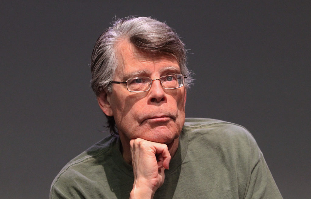 Steven King is a writer whose winning habits have catapulted him to deserved fame.