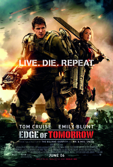 Character,  plot and verisimilitude in Edge of Tomorrow