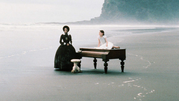 Visual Metaphors in The  Piano