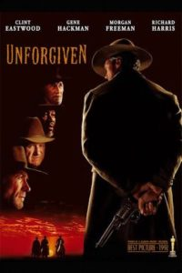 Strong story ending in Unforgiven