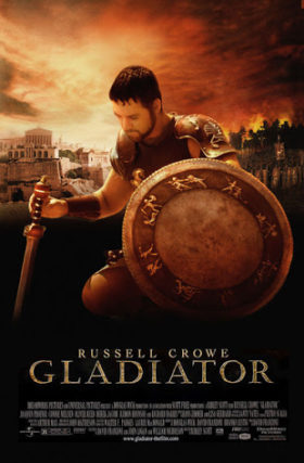 Character traits in the Gladiator