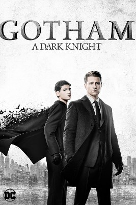 The dramatic question drives each season and episode of Gotham