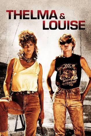 Crisis and climax in Thelma & Louise