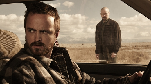 Strong relationships in Breaking Bad