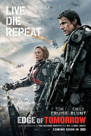 The changing hero in Edge of Tomorrow