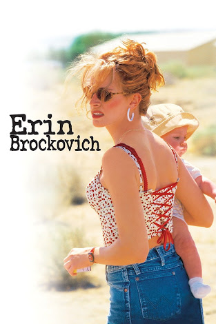 Paradoxical characters in Erin Brockovich