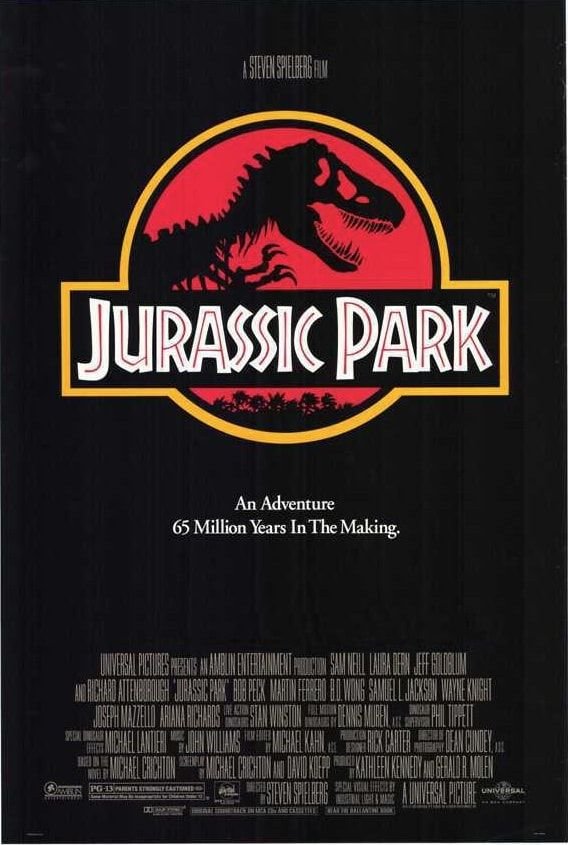 Jurassic Park is a prime example of a High Concept film