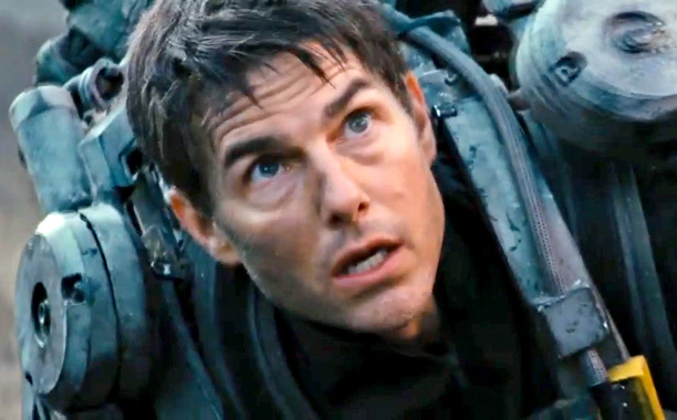 Complete story:Tom Cruise in The Edge of Tomorrow