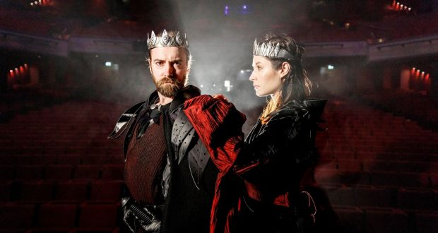 The character flaw in Macbeth