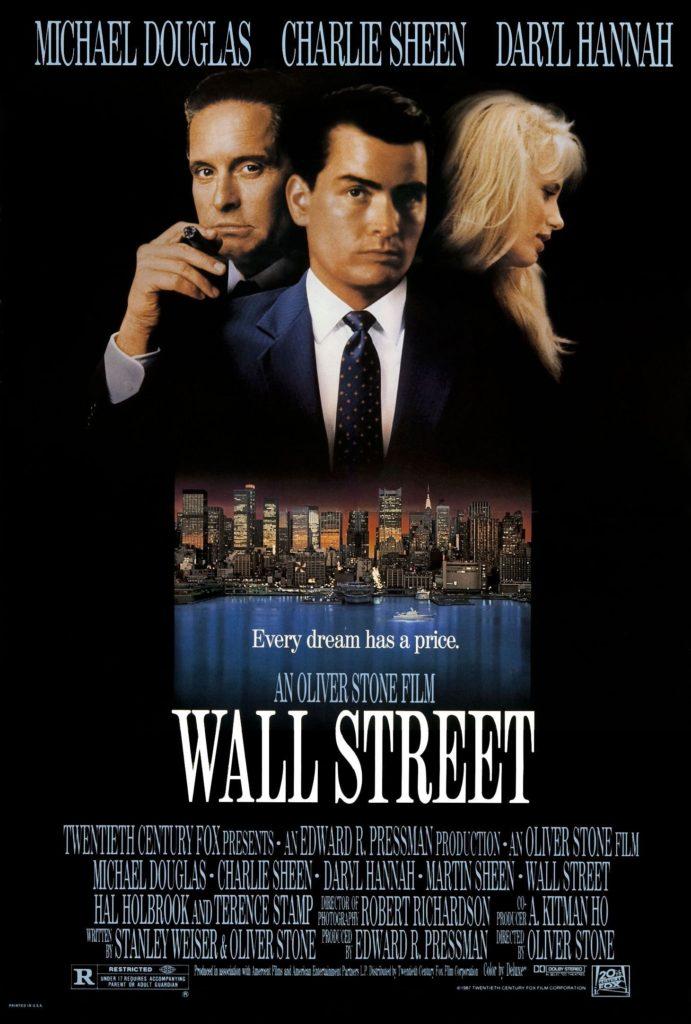 Establishing images in Wall Street