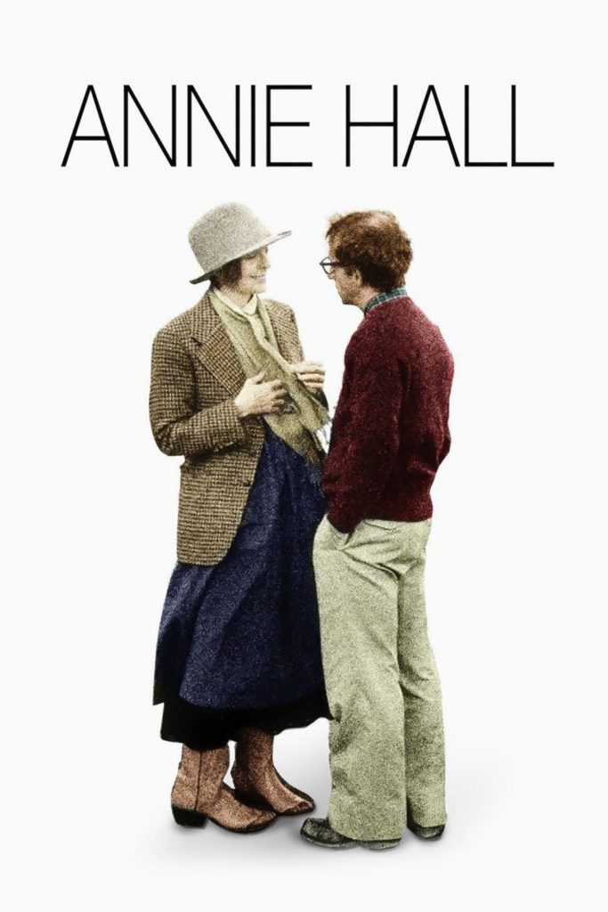 Act-1 as the blueprint of Annie Hall