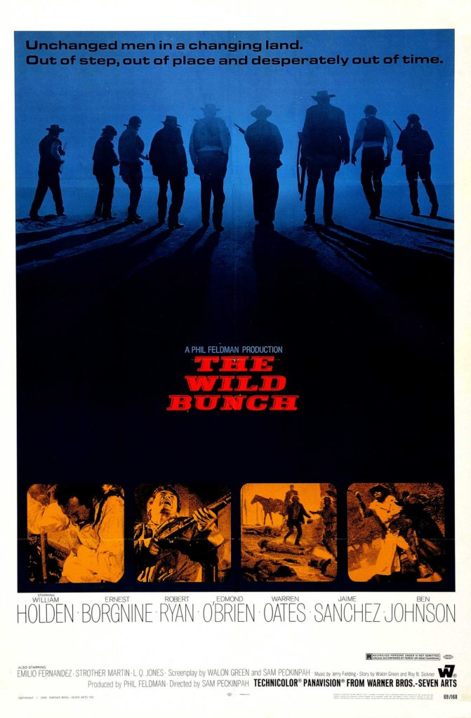 The Wild Bunch contains one of the most memorable of reversals