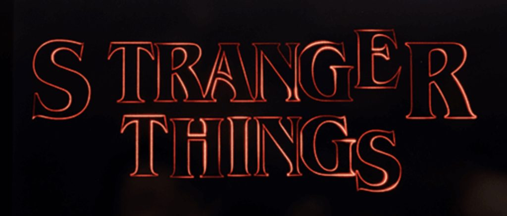 TV Series Bible - stranger things