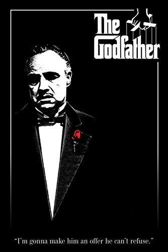 Building characters in The Godfather