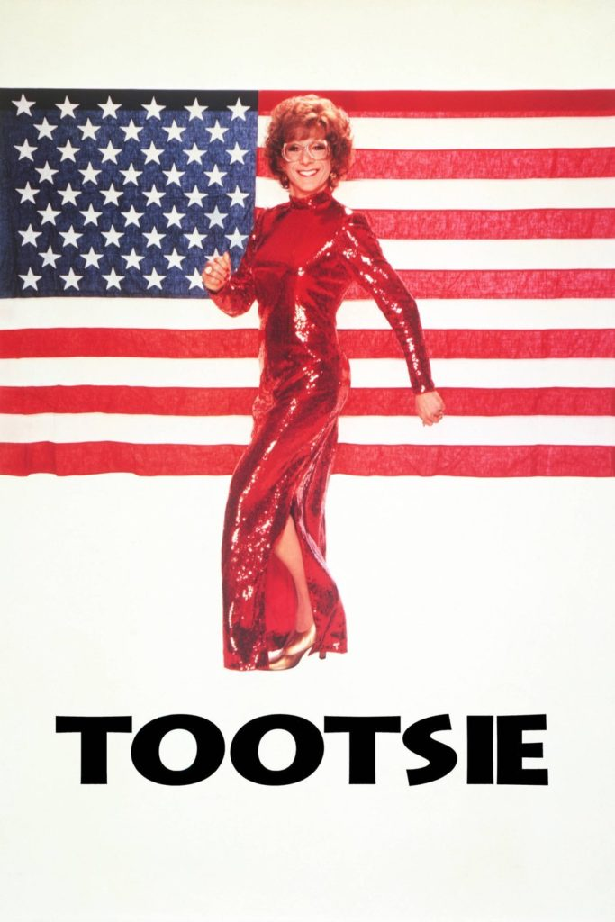 Great Plot out of the moral premise in Tootsie