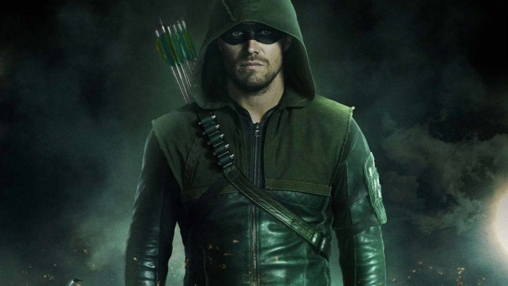 Story formula in Arrow