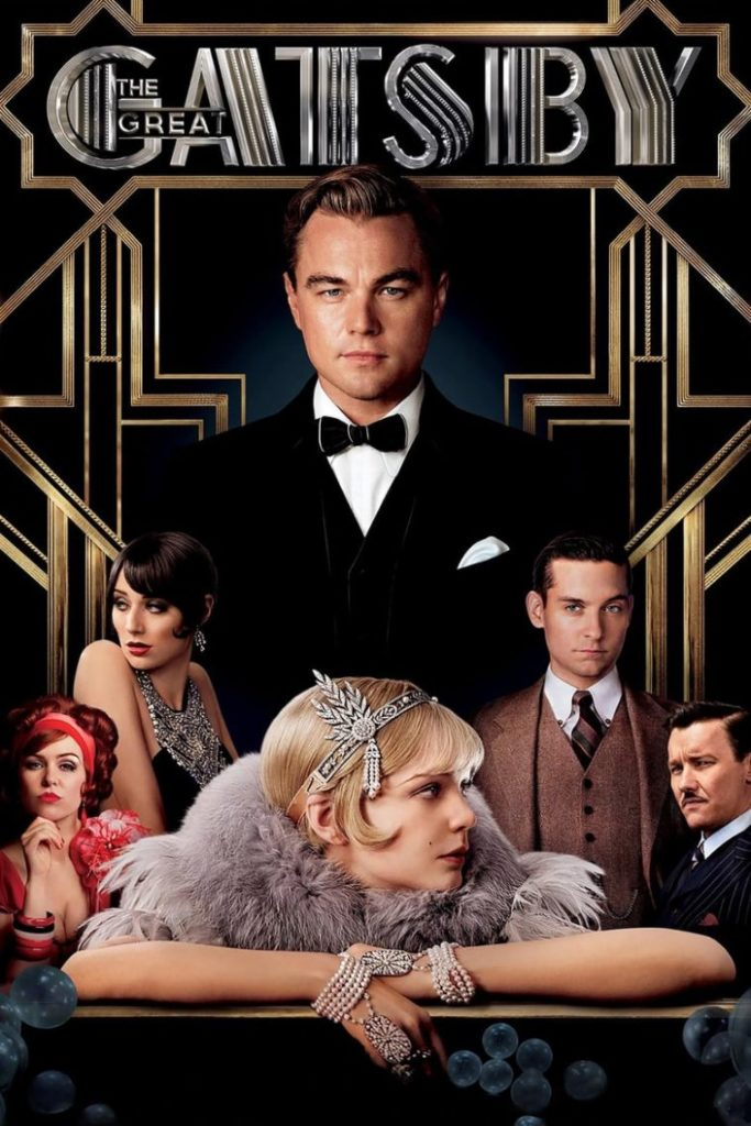 Nick Carraway as the viewpoint character in The Great Gatsby