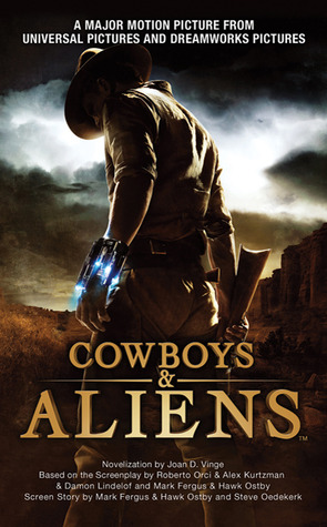 Mixed genres in Cowboys and Aliens.