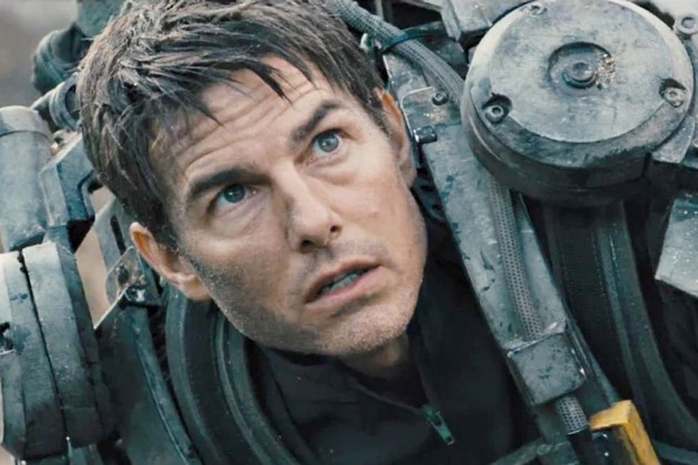 The character arc in Edge of Tomorrow.