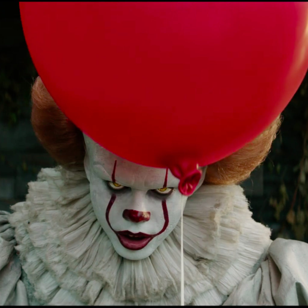 Stephen King's It—genre writing at its best.