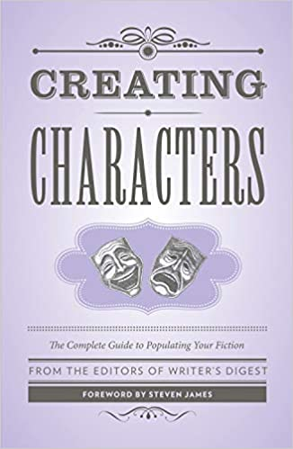 Book cover of a nook which contains a chapter on characterising details.