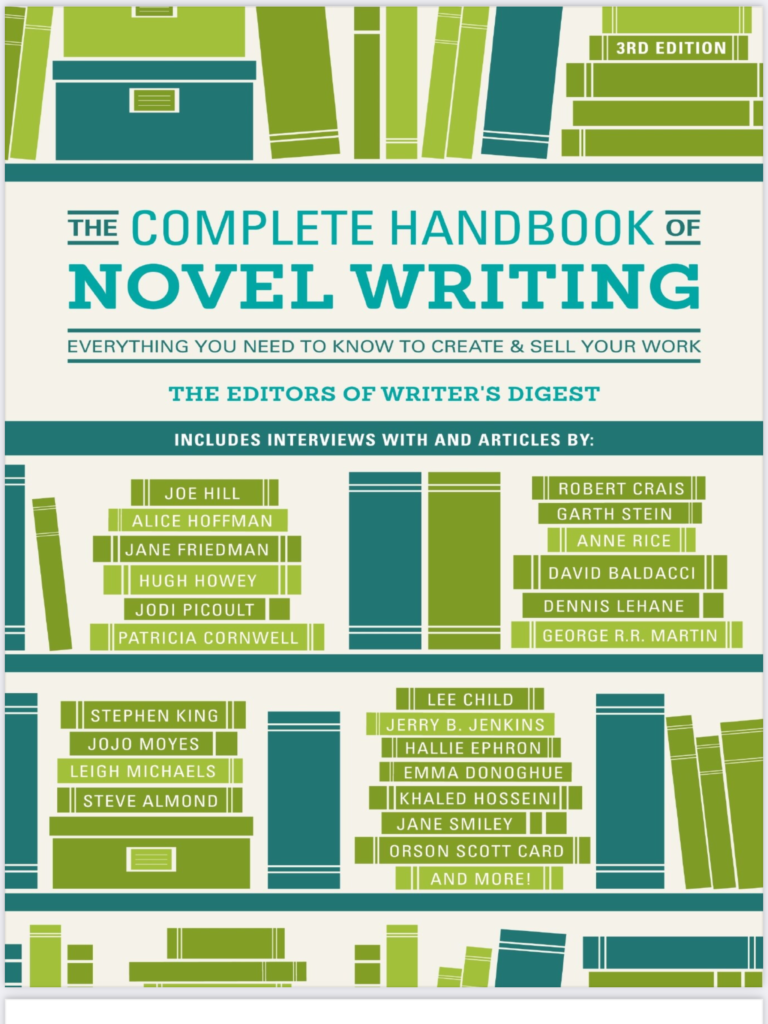 A rich resource for writing well rounded characters.