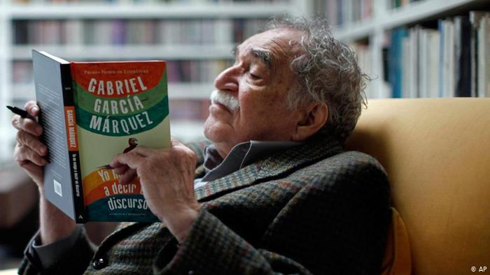 Gabriel Garcia Marquez, master of texture, colour and music in writing.