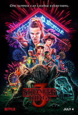Stranger things achieves much of its power through plot and character conveyed by evocative writing.