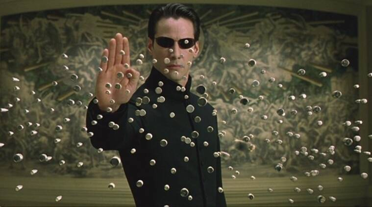The Matrix is a master class on turning the narrative to achieve intrigue, surprise and engagement.