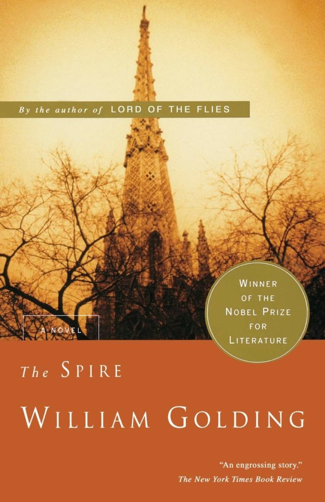 The Spire, a masterful study in constructing characters.