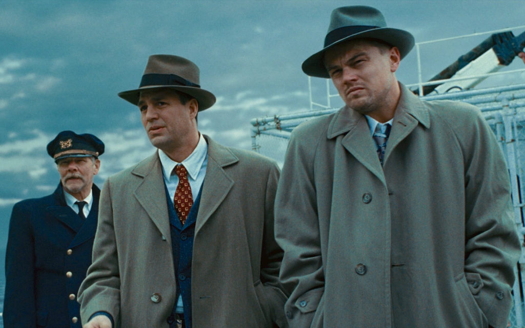 The power of symbols is clearly in evidence in Shutter Island